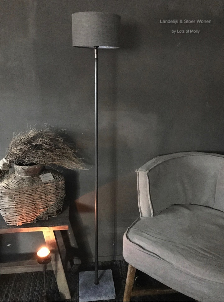 Vloerlampen Aura Peeperkorn