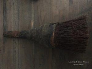 Originele oude stoffer uit China