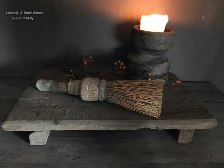 Originele oude stoffer uit India