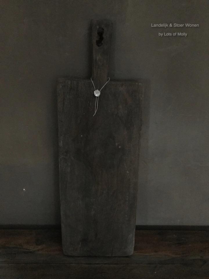 Stoere Chopping board, snijplank, van Aura Peeperkorn