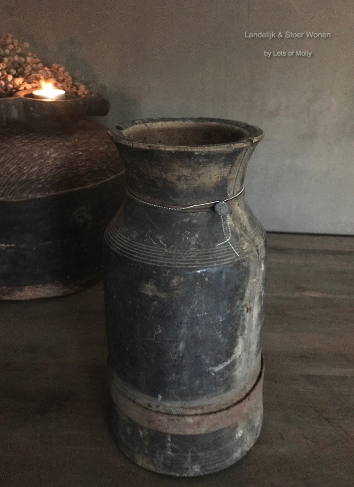 Oud houten krui