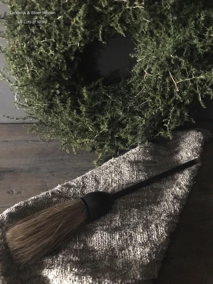 Decoratief kwastje dun