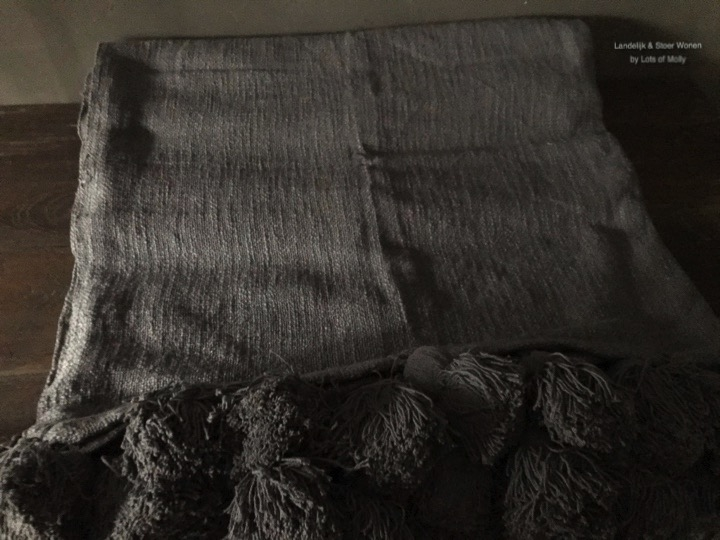 Plaid Haze Dark Grey